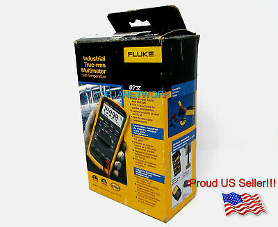 Fluke 87v Industrial Multimeter-never Used Inside The Box