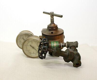 Airco Oxygen Regulator 540 806-8456 Welding 8400 Series Acetylene Torch