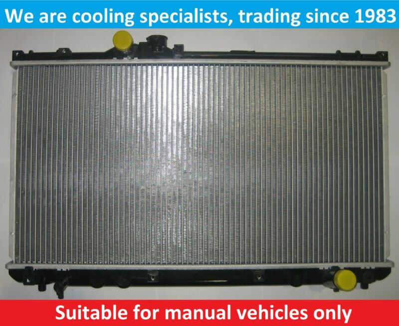 BRAND NEW RADIATOR LEXUS IS 200 MK1 E10 1998 TO 2005 2.0 PETROL MANUAL CARS