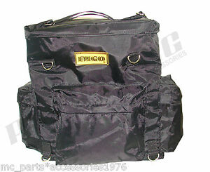 EMGO-Buffalo-Backrest-Pack-Sissy-Bar-Bag-Travel-Luggage-72-32454-Back-Rest-Bag