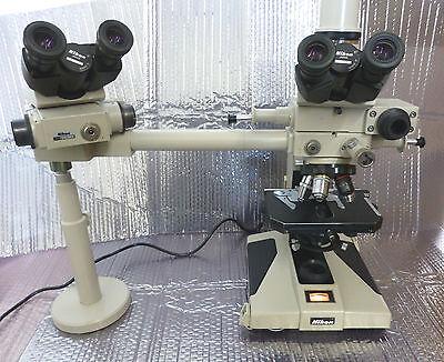 Nikon Optiphot Compound Brightfield Microscope Objective Plan 4102040100