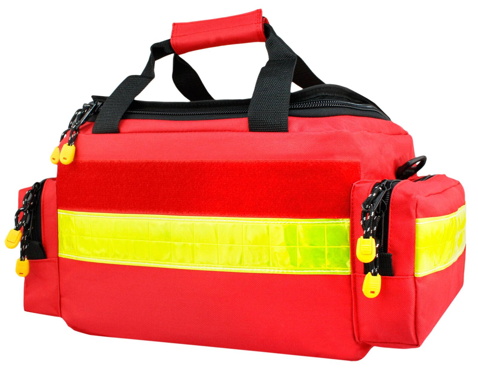 DOCbag Notfalltasche M Polyester Rot Erste-Hilfe-Tasche First Responder
