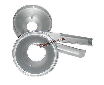 Plastic Skim Milk Receiver And Cream Receiver For Electric Separator Motor Sich