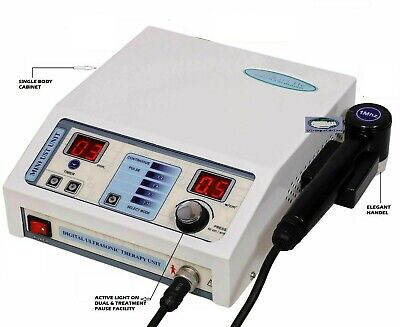 New Physiotherapy Ultrasound Therapy Lcd 1 Mhz Pain Relief Therapy Machine