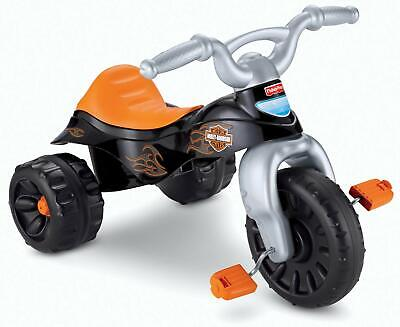 NEW Kids Tricycle Easy Ride Motorcycles Toy Bike (Harley-Davidson) Fisher-Price!