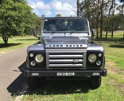 Land Rover Defender 110 In New South Wales Gumtree Australia