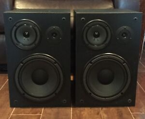 Yamaha large bookshelf speakers