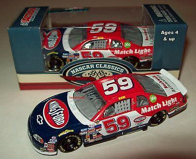 Jimmie Johnson 1998 Kingsford Match Light #59 Monte Carlo 1/64 NASCAR Classics - Jimmie Johnson Light