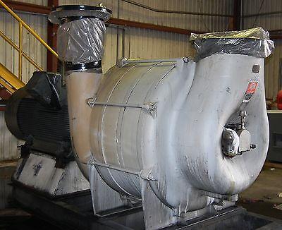 Blowersroots Dresser Siemens Blower Skid Speed 3560 Motor Hp 500 Rpm 3580