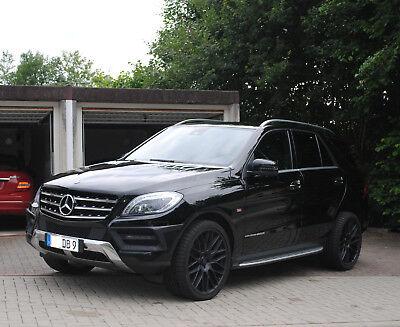 """Mercedes ML GLE 250 CDI Euro 6 Alu 22"""" BRABUS Vollausstattung nur 1 Vorbesitzer!"""