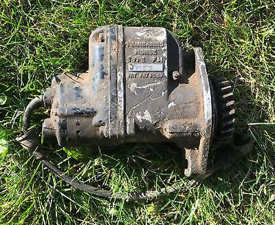 Vintage Fairbanks Morse Magneto Jv4b7 Type F.m. -for Parts Only