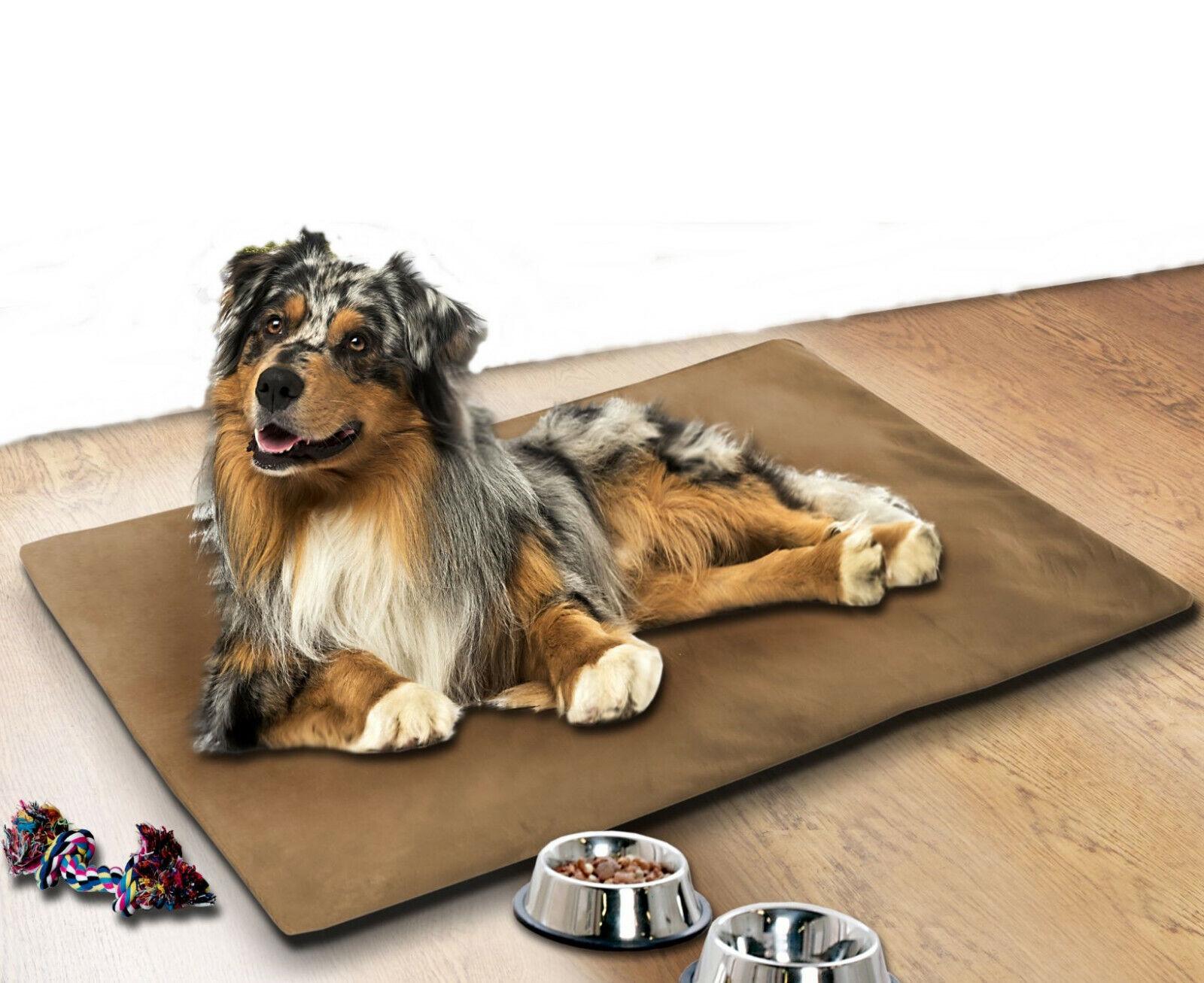 Kühlmatte für Haustiere Kühldecke Kühlkissen Auto Zuhause Hund Katze 70x100 cm