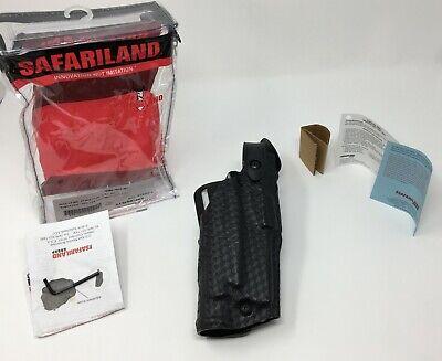 Safariland 6360 Alssls Level-iii Stx Bsk Duty Holster Glock 37 Light - Rh