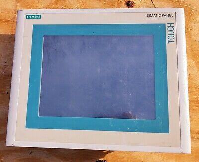 Siemens Simatic Touch 10 Inch Tp270 - 6av6 545-0cc10-0ax0