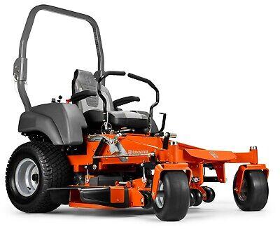 """Husqvarna MZ61 (61"""") 24HP Kawasaki Zero Turn Lawn Mower w/ ROPS"""