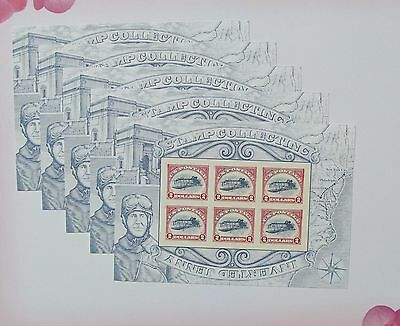 New 30 (5 Mini Sheets x 6) INVERTED JENNY $2.00 each US Postage STAMPS Sc # 4806