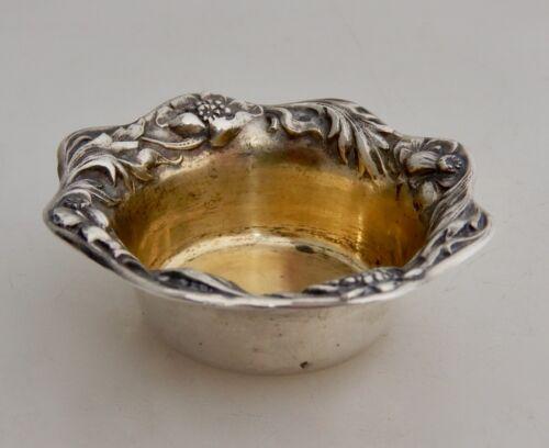 Dominick & Haff #802 Sterling Silver Open Salt - 83240