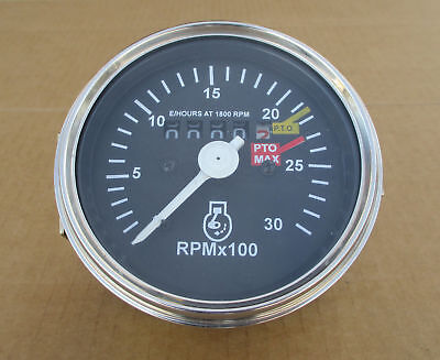 Tachometer Oem Style For Ih International 784 785 884 885 Hydro 84