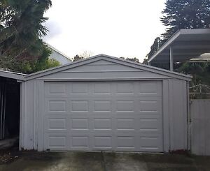 Double Car Garage Shed Templestowe Lower Manningham Area Preview