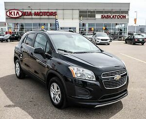 2013 Chevrolet Trax 2LT Low Km's, Bluetooth, Back-up camera