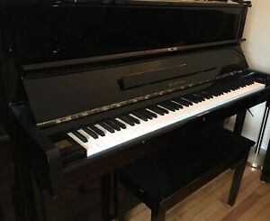 Studio Size  Samick Piano For Sale