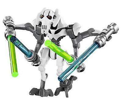 General Grievous Star Wars minifigure custom toy movie figure cartoon Clone Wars