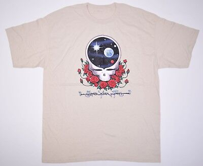 GRATEFUL DEAD-SPACE YOUR FACE-SYF- TSHIRT XL ONLY Ltd Garcia](Grateful Dead Space Your Face Shirt)