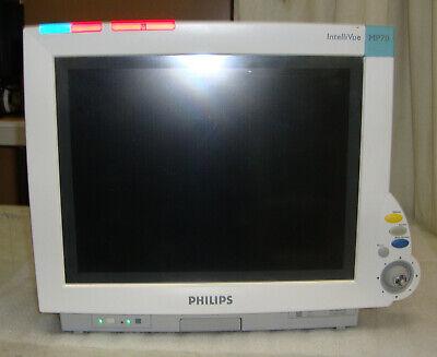 Philips Intellivue Intelli Vue Mp70 M8007a Monitor