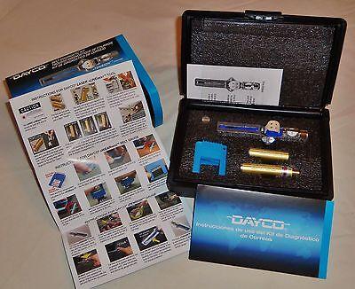 DAYCO* Belt Diagnostic Kit-Wear Tension  Laser Belt pulley Alignment gauge 93874