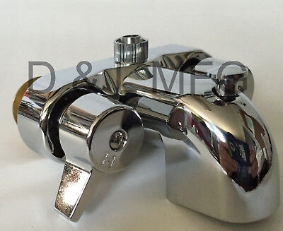 Clawfoot Tub Add A Shower Faucet Only #107