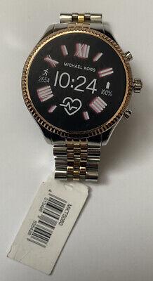 Michael KORS Gen5 LEXINGTON Tri-Tone Smartwatch MKT5080 Display Model