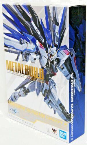 IN STOCK!! METAL BUILD Freedom Gundam Concept 2 Action figure BANDAI - US SELLER