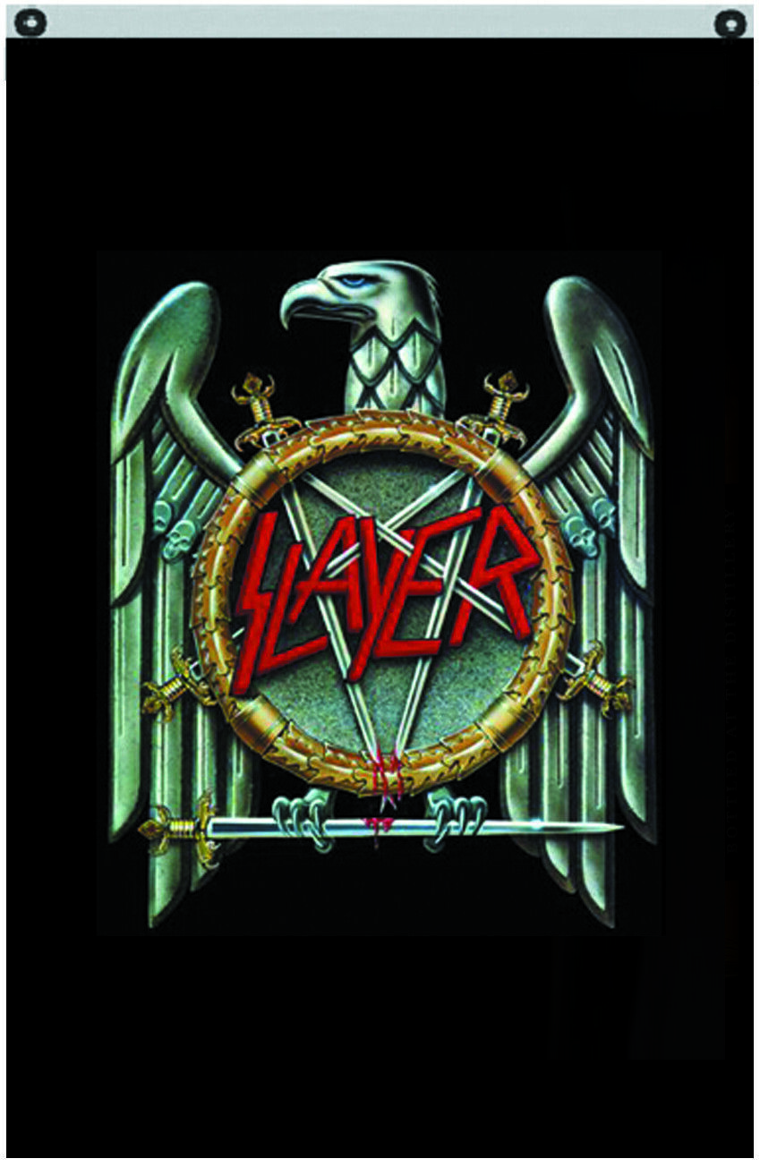 Slayer Eagle flag 3x5ft banner US Seller