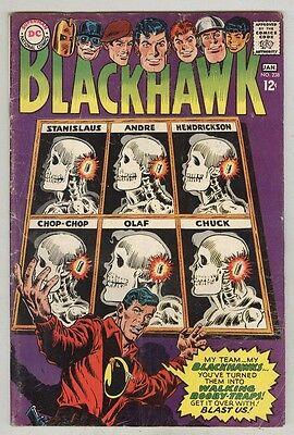 Blackhawk #238 January 1967 VG