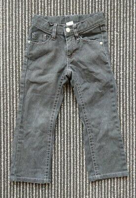 s.Oliver Jeans schwarz, Gr. 104, kaum getragen, top! online kaufen
