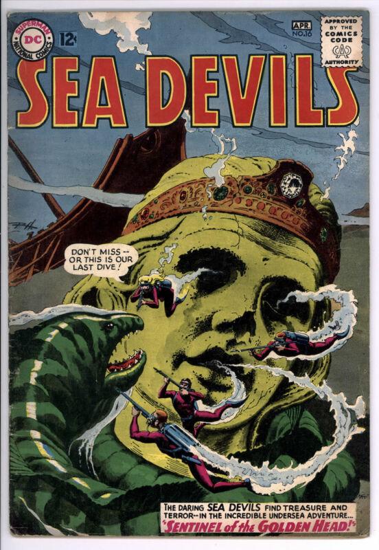 SEA DEVILS #16
