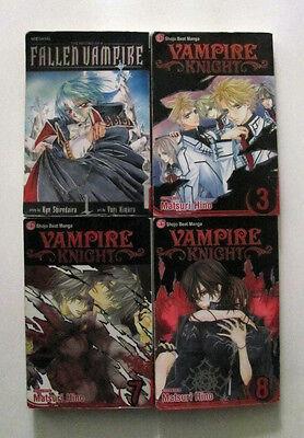 Vampire Knight Halloween (Fallen Vampire 1 Vampire Knight 3 7 8 Magna Lot Matsuri Hino Kimura Halloween )