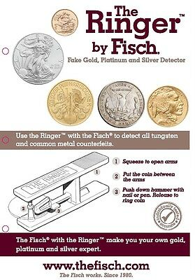 - Fake Gold, Platinum and Silver Detector  (Fake Goldfisch)