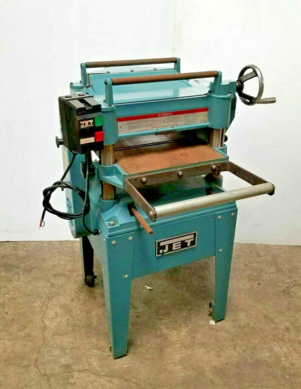 Jet JWP-15HO 15 Inch Wood Planer 3HP Single Phase 230V
