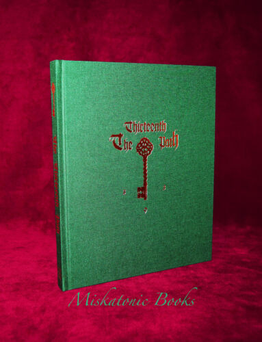 THE THIRTEENTH PATH, Aeon Sophia Press, Limited Edition, Heavily Illustrated,