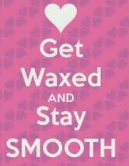 Stay smooth with waxing