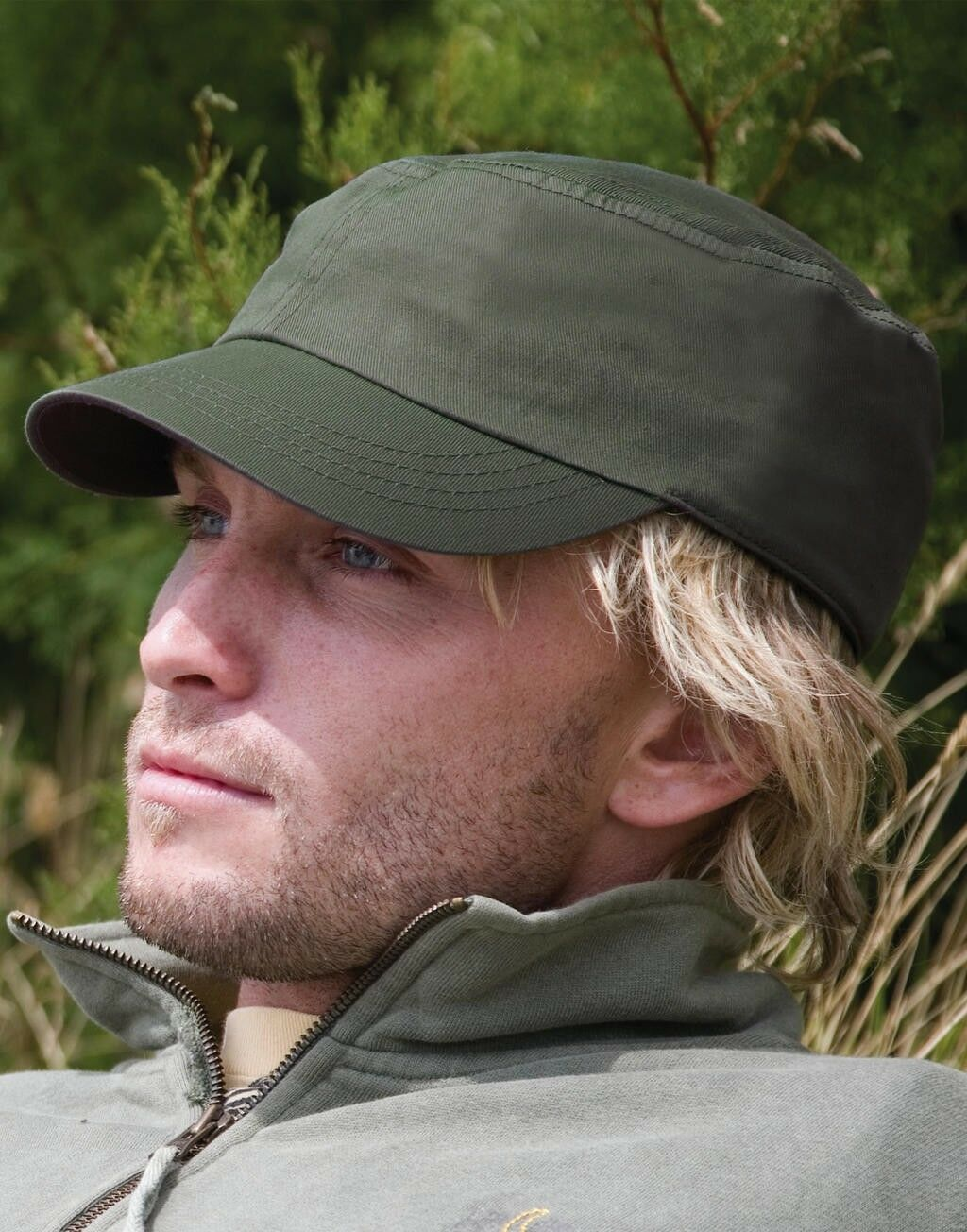 Result Caps: Herren Mütze, Cap, Baumwolle * Urban Trooper Lightweight RC070X NEU