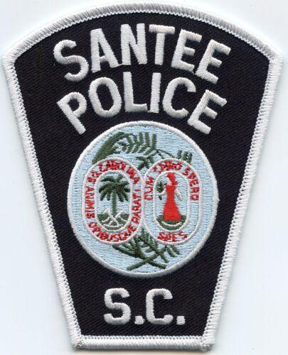 SANTEE SOUTH CAROLINA SC POLICE PATCH