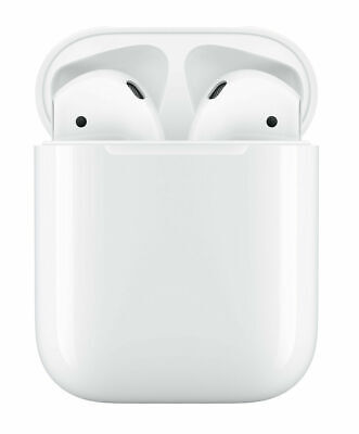 Apple AirPods with Wireless Charging Case (2nd Generation) Factory Sealed
