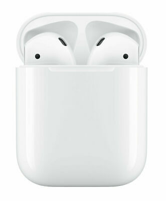 Apple AirPods Generation 2 with Charging Case- White