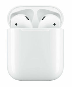 Apple AirPods 2.ª generación con estuche de carga