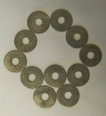 11  BOEING BACW10P16S NEW AIRCRAFT FLAT WASHER .330 ID 1.070 OD .063 T STEEL CAD
