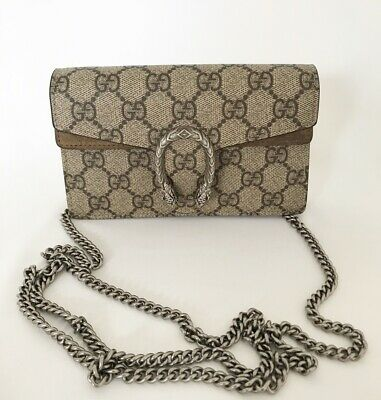 Gucci Dionysus Super Mini GG Bag