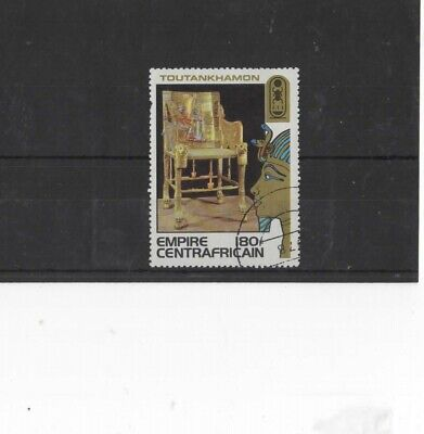 CENTRAL AFRICAN EMPIRE , 1978, SG604 TYPE 209 180f MULTI' , USED
