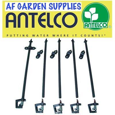 Rotary Sprinkler (Micro Garden Irrigation/Watering Overhead Rotor Spray Rotary Sprinkler Kit X 5)